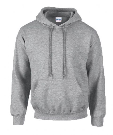 CHOOSE DESIGN - SPORTS GREY KIDS HOODIE